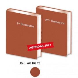 Agenda Semestriel 2021 ouvert