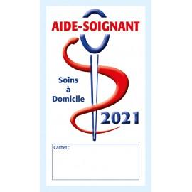 Caducée Aide-soignant soins 2021