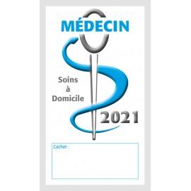 Caducée Médecin soins 2021