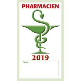 Caducée Pharmacien 2019