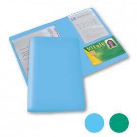 Porte-ordonnances couleur