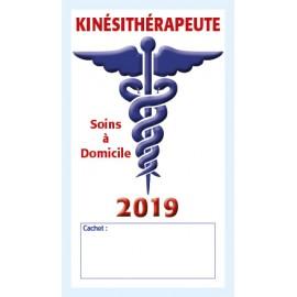 Caducée kinésithérapeute 2019