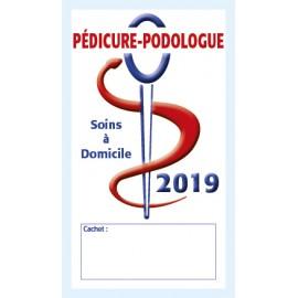 Caducée Pédicure Podologue 2019