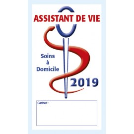 Caducée Assistant de vie 2019