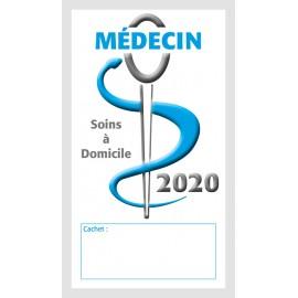 Caducée Médecin 2020