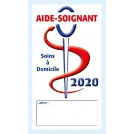 Caducée Aide-soignant 2020